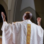 How can a priest forgive the sins of a dying person?